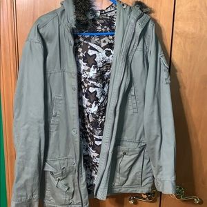 Quicksilver Men's Jacket